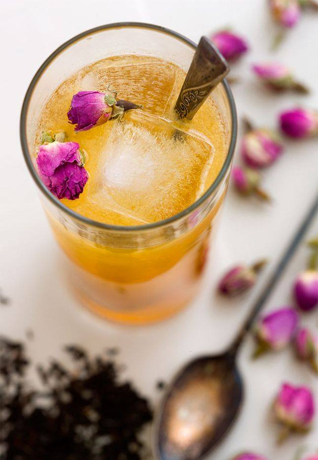 Cocktail of the day ~ Earl Grey Infused Gin Cocktail