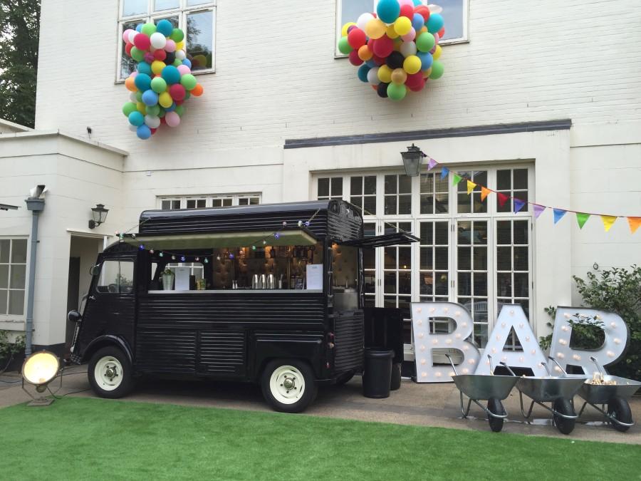 Cocktail Bar Hire for Jigsaw